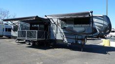 2015 Heartland Cyclone CY4200 for sale  - Belleville, MI   RVT.com Classifieds
