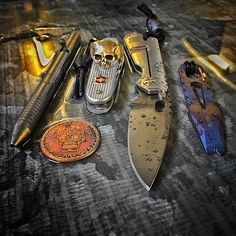 Pocket Dump… #EDC #EveryDayCarry