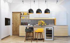 taburetes de barra un detalle para la cocina
