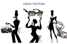 Here are some images from Louis Vuitton 09 Spring Accessories Ad Campaign.