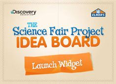 The Discovery Channel has resources for science fairs. Teachers, parents and students all have their own sections.