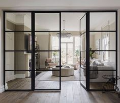 Stunning doors in th