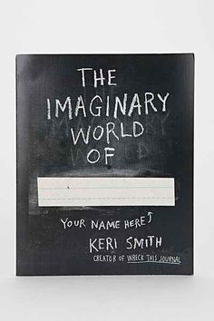 The Imaginary World Of... par Keri Smith - Urban Outfitters