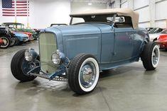 1932 Ford Custom Highboy Roadster