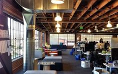 Today's high tech companies are flocking to downtowns across the country.