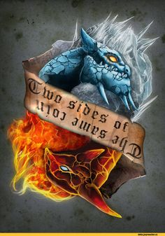 #Dota2 Jakiro,Dota,фэндомы,Dota Art,freeda meteora