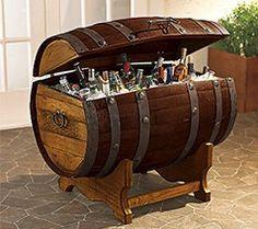 Wijnvat koeler
