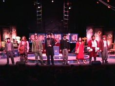 Assassins @ Sirote Theatre