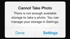 """If you own a 16GB iPhone, you are probably used to seeing the """"Not Enough Storage"""" message when you try to download an app or take a photo. But what if there was a way to magically free…"""