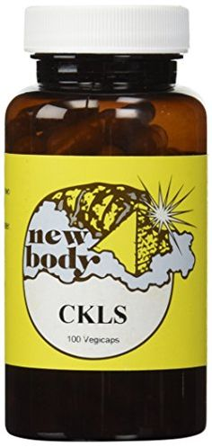 CKLS Colon Kidney Liver Spleen100 vegicaps -- Details can be found by clicking on the image.