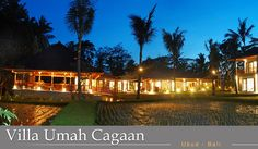 A very perfect combination of nature located in the mountain of Ubud and surrounded by lush tropical reain forest with the other side is riv...