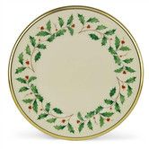 "Found it at Wayfair - Holiday 8"" Salad Plate"