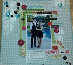 #scrapbooking.  Find me on youtube as tuesdae hubbard