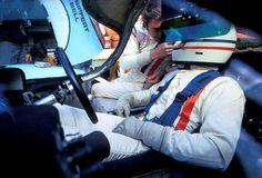 Jo Siffert, Derek Bell, Porsche 917LH LeMans 1971