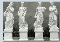Greek Marbel Statues