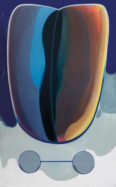 Obrazy ze souboru Anomálie (2017) na výstavě Ceny EXIT v Galerii Emila Filly v Ústí nad Labem.    Rozhovor s malířem Argištem Alaverdyane...