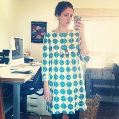 spring tova dress - Wiksten