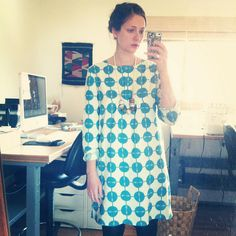 Wiksten: spring tova dress
