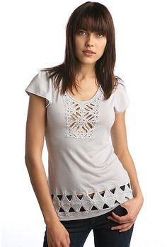 laser cut shirt - Google Search