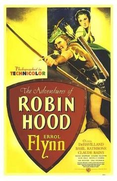 The Adventures of Robin Hood - 1938