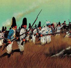 Battle of Medina de Rioseco, 1808. Campaign and war in Spain, 1808-1814.
