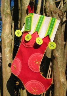Calze della Befana con materiale di riciclo - Fotogallery Donnaclick