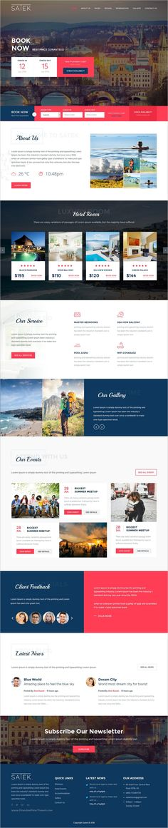 Satek is a wonderful 2in1 responsive #HTML bootstrap template for #Resort, Bed and Breakfast, and all type of #Hotel Business who offer Accommodation related services websites download now➩ https://themeforest.net/item/satek-resort-and-hotel-html-template/19249421?ref=Datasata