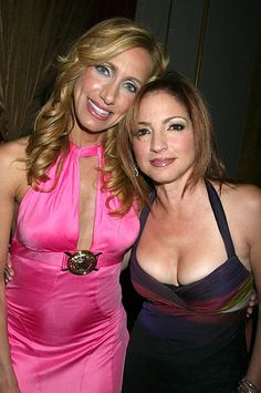 Lili Estefan and Gloria Estefan during People En Espanol's 4th Annual '50 Most Beautiful' Gala Inside the Party at Capitale in New York City New York...
