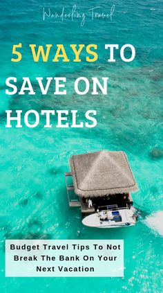 Learn how you can save on hotels and travel on a budget. From different resources to using points and more. Travel on Budget for your next vacation! Travel Fund, Solo Travel, Travel Advice, Travel Tips, Travel Hacks, Best Travel Apps, Travel General, Africa Travel, Ways To Save