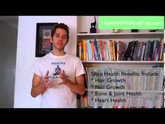 Health Benefits Of Silica Include Regrowing Hair, Heart Health, Joint Health And More - YouTube