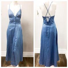 8322fc4bb10 Denim Maxi Dress Denim Maxi Dress