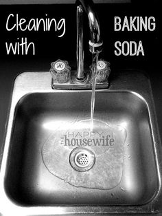 10 Ways to Start Cleaning with Baking Soda