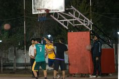 #Chandigarh #University #CU #outdoor #sports - #basketball #track