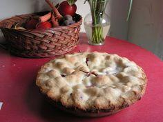 sweet swallows: Pie Crust- A Beginner's Tutorial
