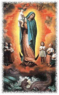A História de Nossa Senhora de Guadalupe