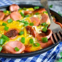 Omelette lyonnaise Omelette, Thai Red Curry, Brunch, Keto, Ethnic Recipes, Food, Omelet, Essen, Meals