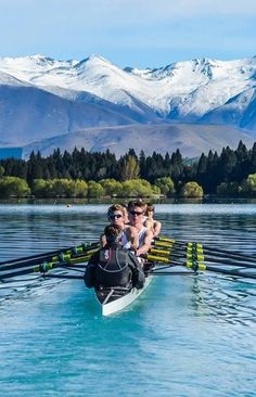 Rowing - where is this beautiful place?!