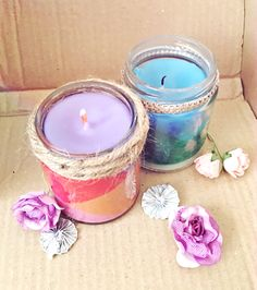 Being a candle lover, I have seenso many of these DIY candle pictures on Pinterest, i thought i will craft one. It is so much fun to do this. It is also kind of a patience building exercise (when …