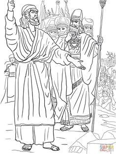 Elijah Ahab And Prophets Of Baal On Mount Carmel