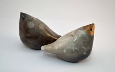 Raku Birds | small birds smoke 1L