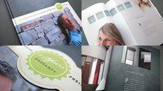 Hardcover-Produktkatalog | Prestige 10 || Texte: Microtext