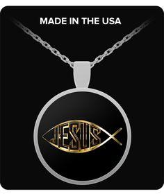 Jesus Fish - Necklace