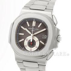 パテックフィリップ ノーチラス クロノグラフ 5980/1A-001 PATEK PHILIPPE 腕時計