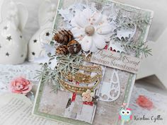 christmas card #cardmaking #christmascard