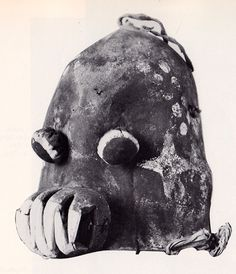 Kachina Mask from the Tewa village of Hano by Need This Book, via Flickr