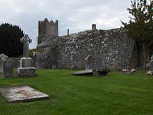 St Columba of Terryglass (+552). Monk and disciple of St. Finnian of Clonard. He was one of the Twelve Apostles of Ireland. He is said to have administered the viaticum to Finnian when he was dying because of the plague. He founded the celebrated monastery of Tirdaglas (Tir-da-glasí),or Terryglass in 548. It is said that he visited Tours and brought from there the relics of St. Martin of Tours.