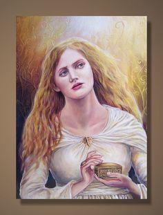 Pandora - Greek Goddess Mythology.