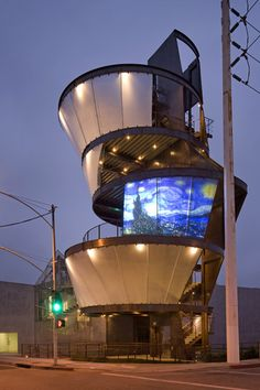 Samitaur Tower Culver City California