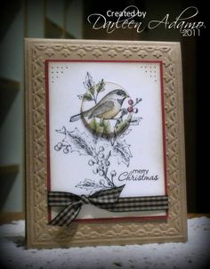 2011 Christmas Card? by darleenstamps - Cards and Paper Crafts at Splitcoaststampers