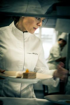 Claire Heitzler Lasserre Video Photography, Food Photography, Best Chef, Passionate People, Brand Identity Design, Claire, Chef Jackets, Chefs, Portrait